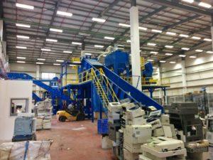 מפעל למיחזור פסולת אלקטרונית בישראל