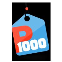 פי 1000