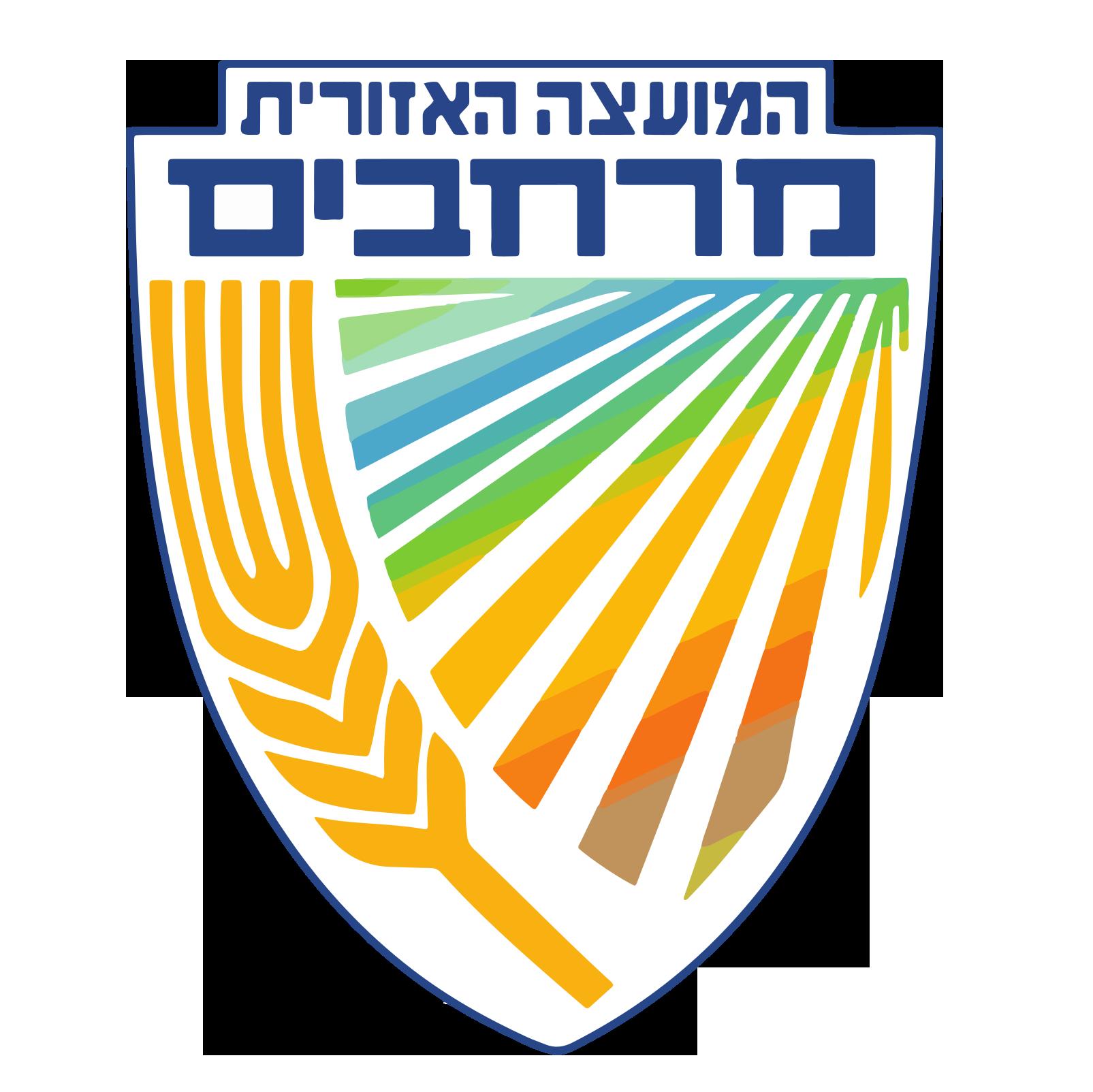 לוגו מועצה אזורית מרחבים